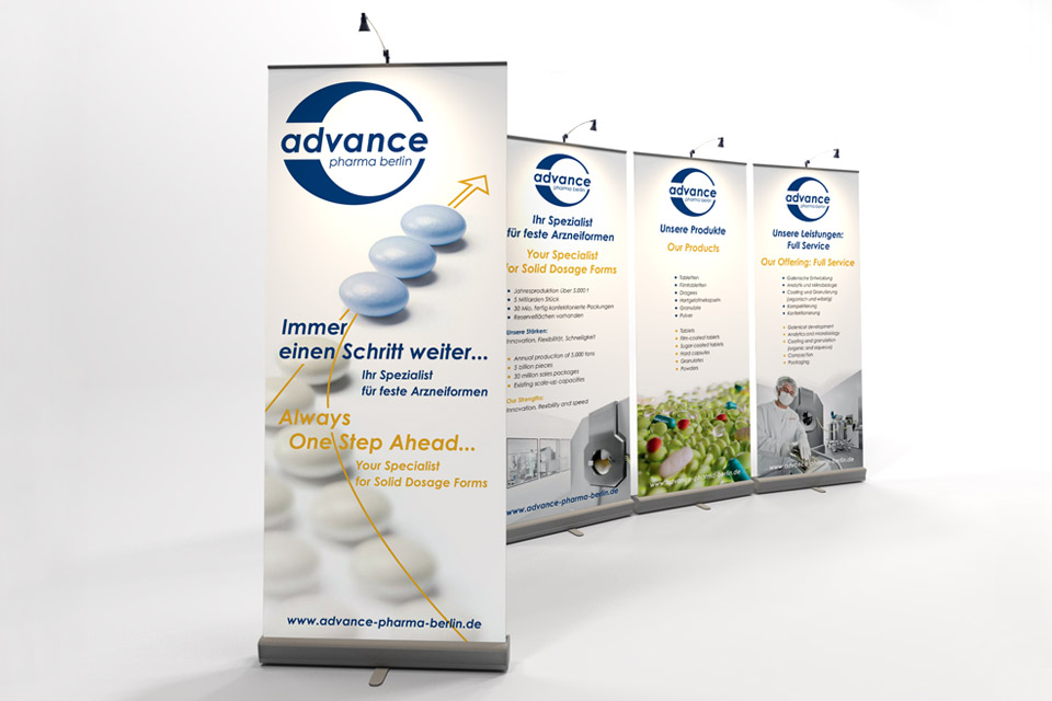 Rollups Advance Pharma