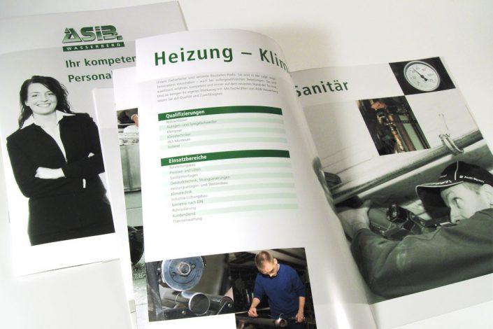 Broschüre ASIB Wasserberg