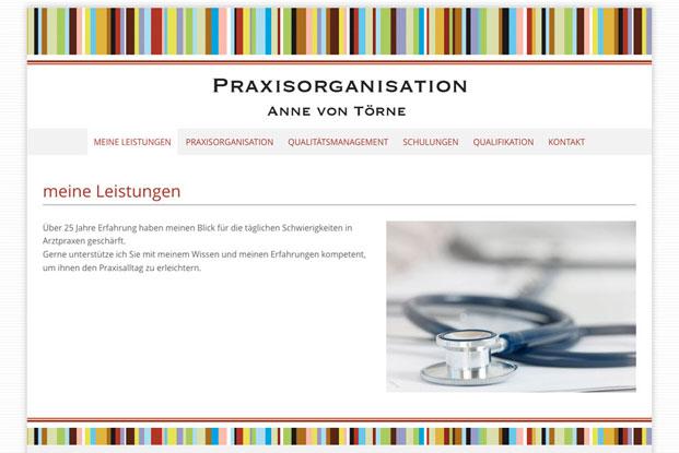 Link zu Praxisorganisation