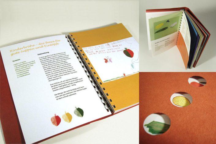 Kochbuch Kita Obst und Gemüse e.V.