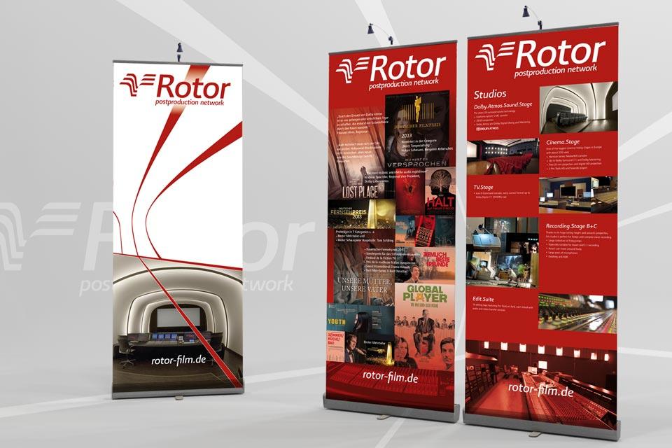 Rollups Rotor Film