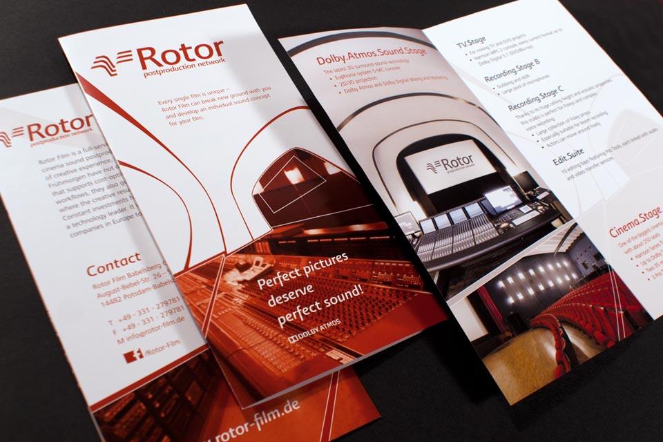 Folder Rotor Film