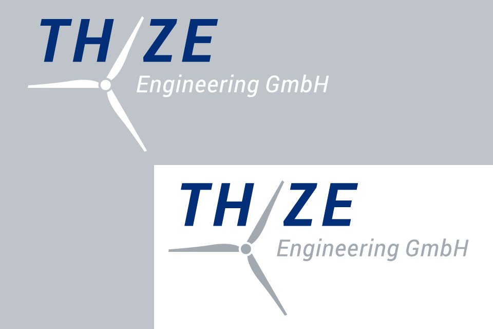 Logo THZE Engineering