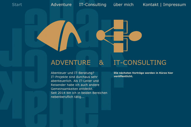 Link zu Adventure and IT Consulting