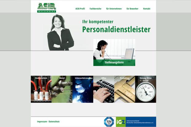 Link zu ASIB Wasserberg