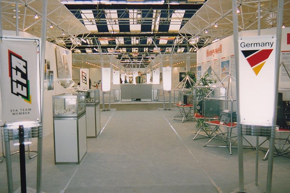 Deutscher Gemeinschaftsstand BDLI, Farnborough Airshow 1992
