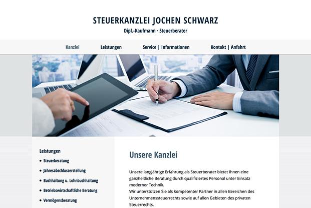 Steuerberatung Jochen Schwarz