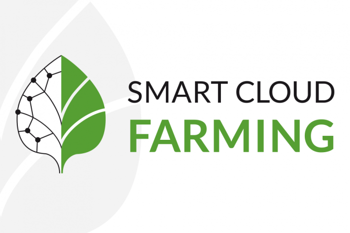 Logo für Smart Cloud Farming